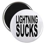 Lightning Sucks Magnet