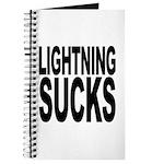 Lightning Sucks Journal