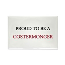 Proud to be a Costermonger Rectangle Magnet