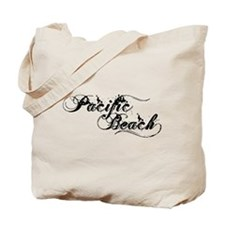 Pacific Beach Tote Bag