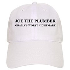 JOE THE PLUMBER NIGHTMARE Baseball Cap