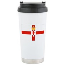 Northern Ireland Flag Ceramic Travel Mug