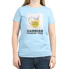 Gambian Drinking Team T-Shirt
