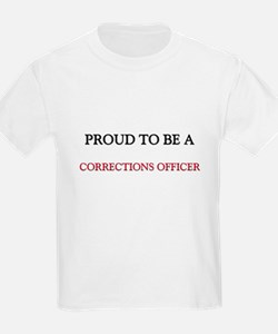 Proud to be a Corrections Officer T-Shirt