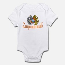 Armenia Infant Bodysuit