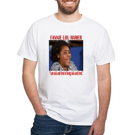 Fannie Lou Hamer White T-Shirt