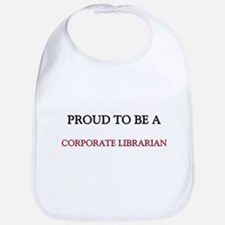 Proud to be a Corporate Librarian Bib