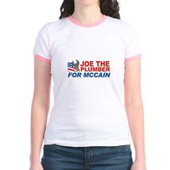 Joe the Plumber for McCain T