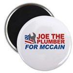 Joe the Plumber for McCain Magnet
