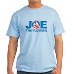 Joe the Plumber Light T-Shirt