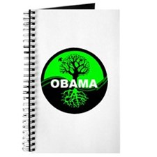 Go Green Obama Journal