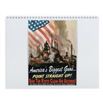 2013 Environmental Propaganda Wall Calendar
