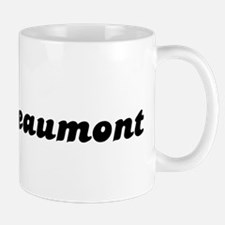 Mrs. Beaumont Mug