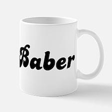 Mrs. Baber Mug