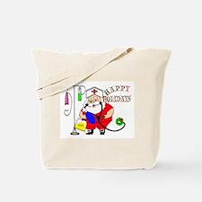 Christmas Medical Tote Bag