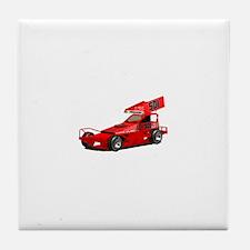 Brisca 501 Retro Tile Coaster