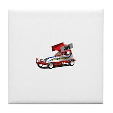 Brisca 304 Retro Tile Coaster