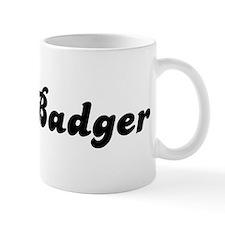 Mrs. Badger Mug