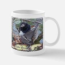 Male Partridge Mug