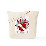 Vidale Family Crest Tote Bag