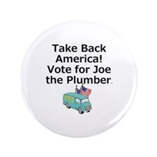 "Take Back America 3.5"" Button"