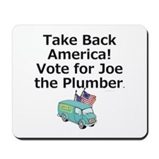 Take Back America Mousepad