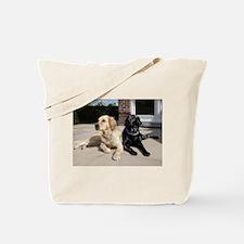Retrievers Tote Bag