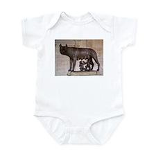 CANE Wolf Infant Bodysuit