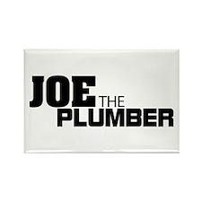 Joe the Plumber Rectangle Magnet