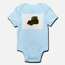 Tractor Infant Creeper