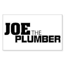Joe the Plumber Decal
