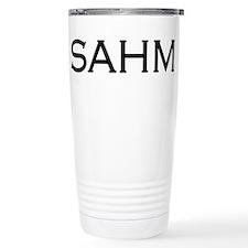 SAHM-STAY AT HOME MOM Travel Mug