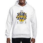 Vignoli Family Crest Hooded Sweatshirt