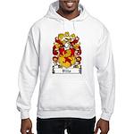 Villa Family Crest Hooded Sweatshirt