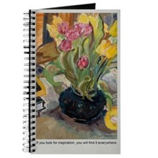 If You Look for Inspiration Journal