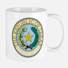 Republic of Texas Seal Mug