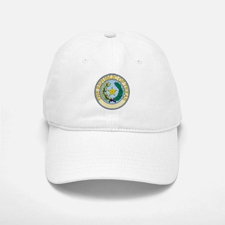 Republic of Texas Seal Baseball Baseball Cap