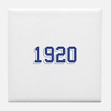 1920 Tile Coaster