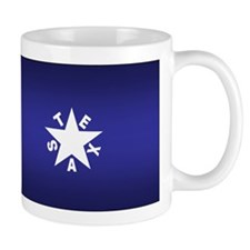 Republic of Texas Flag Mug
