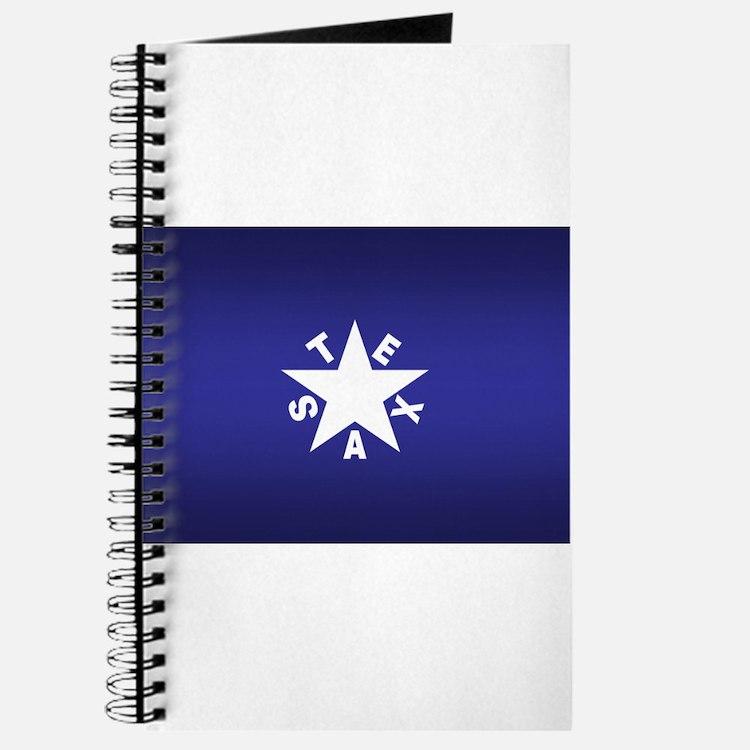 Republic of Texas Flag Journal