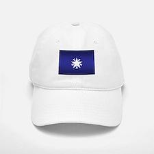 Republic of Texas Flag Baseball Baseball Cap