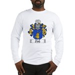 Viola Family Crest Long Sleeve T-Shirt
