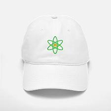 Nuclear Smiley Baseball Baseball Cap