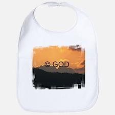 Copyright God Sunrise Bib