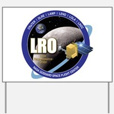 LRO Yard Sign