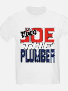 Vote JOE THE PLUMBER! T-Shirt