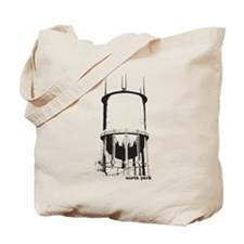 North Park Water Tower Tote Bag