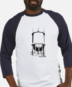 North Park Water Tower Baseball Jersey