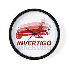 Aviation - Pitts Invertigo Wall Clock