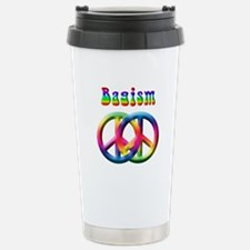 Bagism Peace Sign Stainless Steel Travel Mug